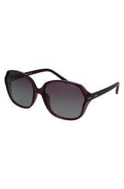 Женские солнцезащитные очки INVU B2039C - прямоугольные, Цвет линз - фиолетовый