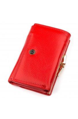 Гаманець жіночий Boston 18459 (S1201B) невеликий Червоний Червоний