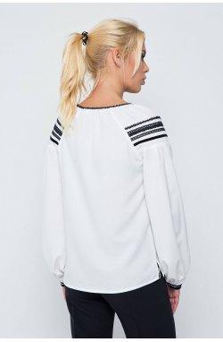Блуза 207-PW01 - Белый