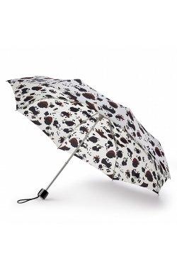 Зонт женский Fulton L354 Minilite-2 Cowhide (Воловья шкура)