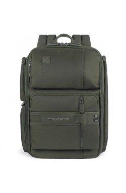 Рюкзак для ноутбука Piquadro TOKYO/Green CA4915S107_VE