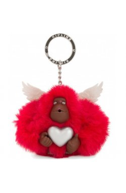 Брелок Kipling CUPID MONKEY Rapid Red (J54) KI6118_J54