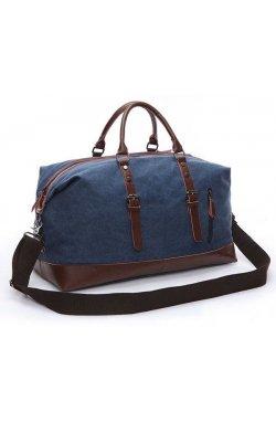 Дорожная сумка текстильная большая Vintage 20083