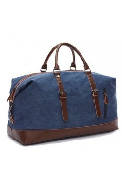 Дорожная сумка текстильная средняя Vintage 20084