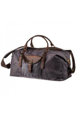 Стильная дорожная сумка с карманом Vintage 20114