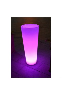Ваза светящаяся Gleam d38x90 (YXF-3890) - AMF - 516184