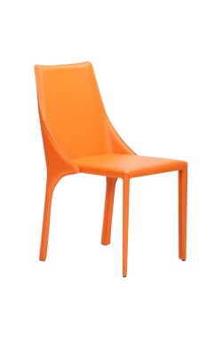 Стул Artisan orange leather - AMF - 545650