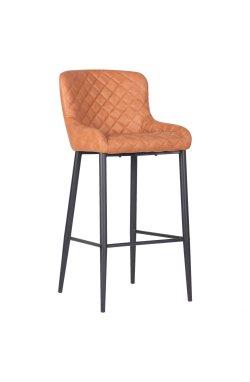 Барный стул Saddle ocher - AMF - 545698