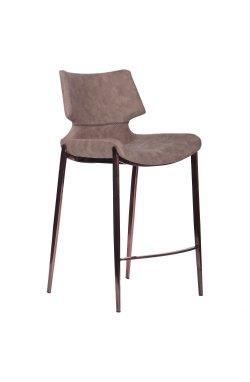 Барный стул Noir brass/ basalt - AMF - 545662