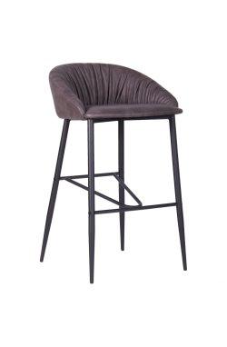 Барный стул Kurt anthracite - AMF - 545699