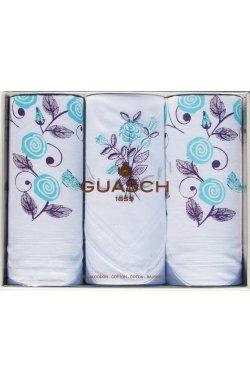 Женские хлопковые носовые платки Guasch Angora 98 SU1-02