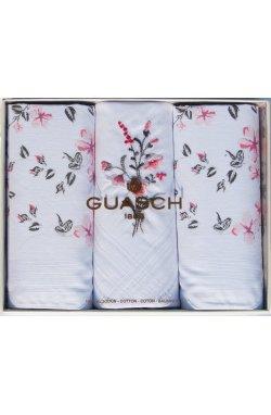 Женские хлопковые носовые платки Guasch Angora 98 SU1-03