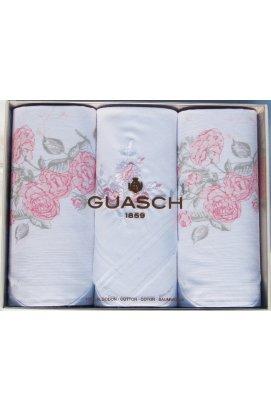 Женские хлопковые носовые платки Guasch Angora 98 SU1-04