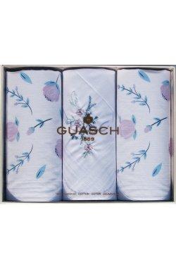 Женские хлопковые носовые платки Guasch Angora 98 SU2-03