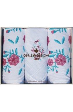 Женские хлопковые носовые платки Guasch Angora 98 SU2-04
