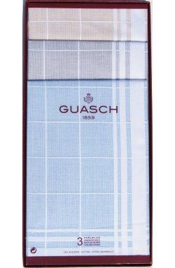 Мужские хлопковые носовые платки Guasch 104.95 D.20