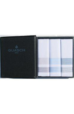 Мужские хлопковые носовые платки Guasch Folk 92-08
