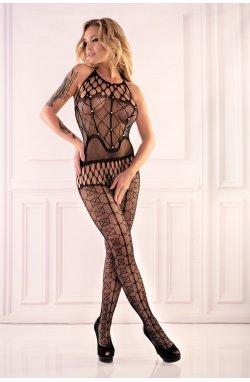 Alizam боді-комбінезон чорний Livia Corsetti Fashion (S/L)