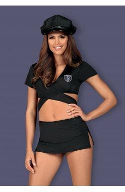 Police костюм поліцейської Obsessive (S/M)