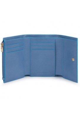Портмоне Piquadro BL SQUARE/P.Blue PD4571B2R_AZ6