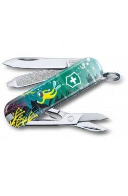 Складной нож Victorinox CLASSIC LE Vx06223.L2006