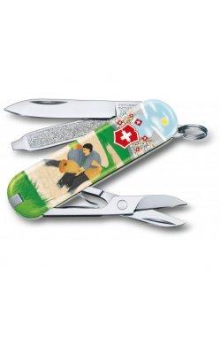 Складной нож Victorinox CLASSIC LE Vx06223.L2009
