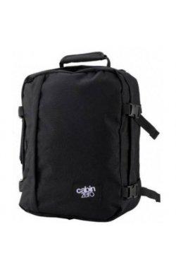 Сумка-рюкзак CabinZero CLASSIC 28L/Absolute Black Cz08-1201