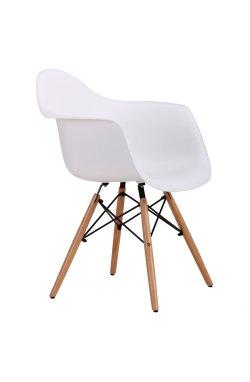 Кресло Salex PL Wood Белый - AMF - 520664