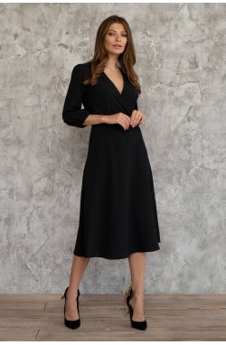 Платье 3010-c01 - Черный