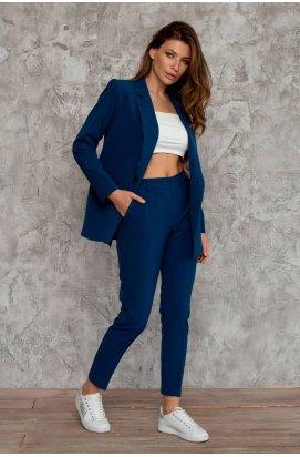 Пиджак 3003-PW03 XS Синий