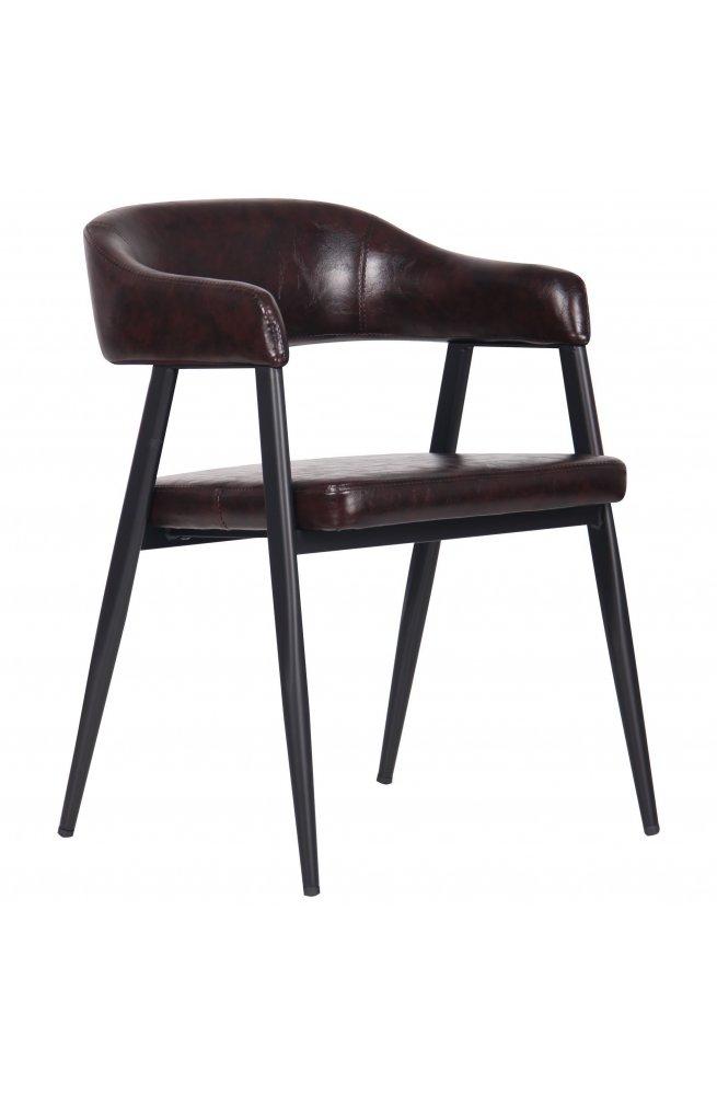 Кресло Ramones dark brown - AMF - 545672