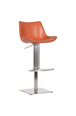 Барный стул Carner, caramel leather - AMF - 545658