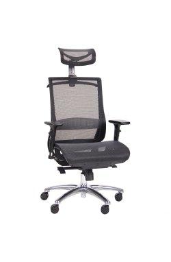 Кресло Coder Black Alum Black - AMF - 544884
