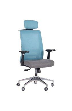 Кресло Self светло-голубой/серый - AMF - 545579