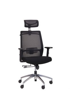 Кресло Install Black Alum Black/Black - AMF - 544877