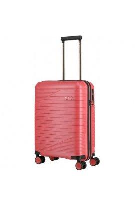 Чемодан Titan TRANSPORT/Pink Metallic S Маленький Ti852406-17