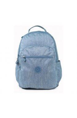 Рюкзак для ноутбука Kipling PEPPERY / Blue Jeans KI6363_L18