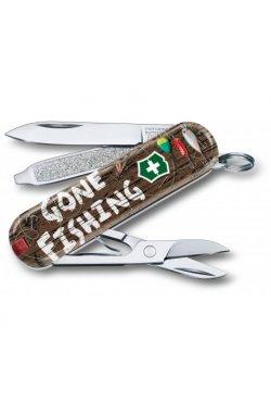Складной нож Victorinox CLASSIC LE 0.6223.L2005