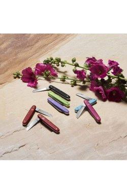 Складной садовый нож Victorinox Floral 3.9050.3B1