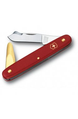 Складной садовый нож Victorinox Budding Combi 2 3.9140.B1