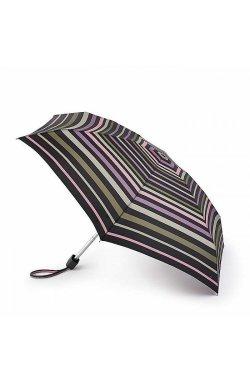 Мини зонт женский Fulton L501 Tiny-2 Banded Stripe (Полоски)