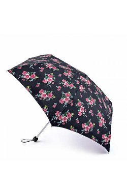 Зонт женский Fulton L553 Superslim-2 Regal Rose (Царская роза)