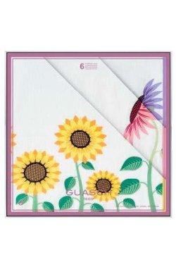 Женские хлопковые носовые платки Guasch 606.82 D.20