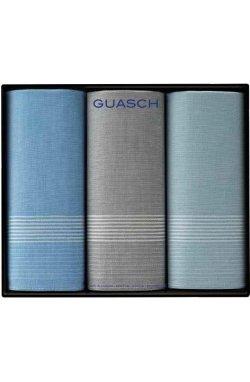 Мужские хлопковые носовые платки Guasch Zeus 95 SU1-04