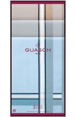 Мужские хлопковые носовые платки Guasch 104.95 D.23