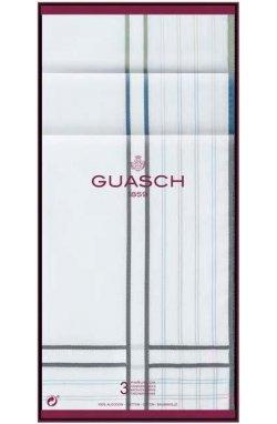 Мужские хлопковые носовые платки Guasch 104.92 D.18