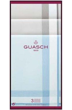 Мужские хлопковые носовые платки Guasch 104.95 D.22
