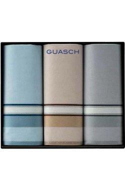 Мужские хлопковые носовые платки Guasch Zeus 95 SU1-01