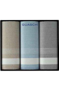 Мужские хлопковые носовые платки Guasch Zeus 95 SU1-02