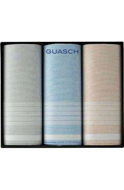 Мужские хлопковые носовые платки Guasch Zeus 95 SU1-03